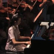 Bridget Hollitt - Piano Concerto No. 3 (1st Mvt) by Beethoven