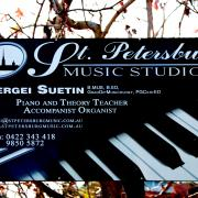 St. Petersburg Music Studio Photo Gallery 005